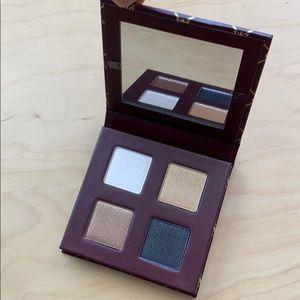 Lorac Gold Satin Eyeshadow Quad